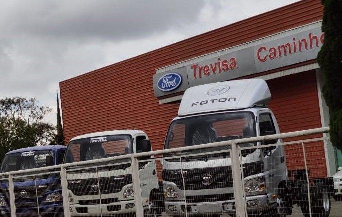 Foton amplia rede de concessionárias no Brasil agregando ex-distribuidores Ford